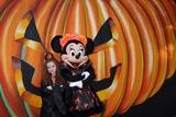 Francesca Capaldi Photo - Francesca Capaldi at the VIP Disney Halloween Event Disney Consumer Product Pop Up Store Glendale CA 10-01-14David EdwardsDailyCelebcom 818-915-4440