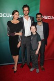 Al Madrigal Photo - Minnie Driver David Walton Al Madrigal Benjamin Stockhamat the NBC-Universal 2014 TCA Winter Press Tour Langham Huntington Hotel and Spa Pasadena CA 01-19-14
