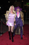 Alexis Arquette Photo - Alexis Arquette and friend at the premiere of Snatch at the Directors Guild of America Hollywood 01-18-01