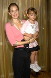 Ann Miller Photo - Penelope Ann Miller and Daughter Eloisa at 5th Annual Lullabies and Luxuries Luncheon and Fashion Show Regent Beverly Wilshire Hotel Beverly Hills Calif 10-12-03