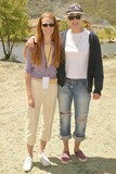 Page Hannah Photo - Page Hannah and Daryl Hannah at the Dedication of The Painted Turtle Camp at Lake Hughes CA 05-22-04