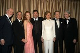 Army Archerd Photo - John Williams Henry Winkler Amy Yasbeck John Ritter Cyd Charisse Tony Martin and  Army Archerd at The Music Centers Distinguished Award Presentation Regent Beverly Wilshire Hotel Beverly Hills Calif 06-16-03