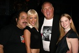 Andy Kaufman Photo - Ron Jeremy with Leyla Jade Dennis Hof and Sunshine Lane of The Bunny Ranch