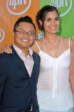 Alec Mapa Photo - Alec Mapa and friendAt the UPN Summer TCA Party Paramount Studios Hollywood CA 07-21-05