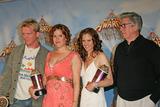 Ally Sheedy Photo - Anthony Michael Hall Molly Ringwald Ally Sheedy and Paul Gleasonat the 2005 MTV Movie Awards - Press Room Shrine Auditorium Los Angeles CA 06-04-05