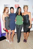 Ashlee Simpson-Wentz Photo - Ashlee Simpson Wentz and Stephanie Jacobsen with Jessica Lucas and Katie Cassidy at Paleyfest and TV Guides CW Fall TV Preview Party Paley Center for Media Beverly Hills CA 09-14-09