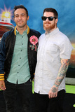 Andy Hurley Photo - Pete Wentz Andy Hurleyat the Ghostbuster Premiere TCL Chinese Theatre Hollywood CA 07-09-16
