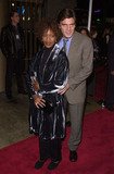Alfre Woodard Photo -  Alfre Woodard and Date at the premiere of New Line Cinemas Lost Souls in Hollywood 10-11-00