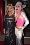 Alexis Arquette Photo -  Alexis Arquette and Candy Ass at the Stuff Magazines 7 Deadly Sins Escapade party in Los Angeles 07-20-00