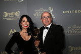 Alejandra Oraa Photo - Alejandra Oraa Eduardo Suarez Outstanding Entertainment Program in Spanish Destinosat the 44th Daytime Emmy Awards - Press Room Pasadena Civic Auditorium Pasadena CA 04-30-17