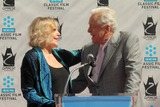 Kim Novak Photo - Kim Novak Robert Osborneat the Kim Novak Hand and Foot Print Ceremony to coincide with the TCM Film Fest Chinese Theater Hollywood CA 04-14-12