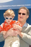 Albert Brooks Photo - Albert Brooks and son Jacob at the premiere of Disneys Finding Nemo at the El Capitan Theater Hollywood CA 05-18-03