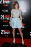 Brie Larson Photo - Brie Larsonat the 21 Jumpstreet Los Angeles Premiere Chinese Theater Hollywood CA 03-13-12