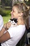 Amy Smart Photo -  Amy Smart at the Best Friends Animal Sanctarys 5th Pet Adoption Festival La Brea Tar Pits Los Angeles 09-23-01