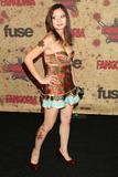 Cassandra Ford Photo - Cassandra Fordat the Fuse Fangoria Chainsaw Awards Orpheum Theatre Los Angeles CA 10-15-06