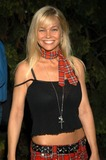 Julie McCullough Photo - Julie McCullough at The Launch of Spike TV Playboy Mansion Los Angeles Calif 06-10-03