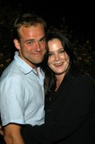 Liza Snyder Photo - David Deluise and Liza Snyder at The L A Premiere of A Series of Comedic Lectures by John Lehr The Powerhouse Theatre Santa Monica Calif 09-09-03