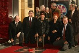 Suzanne Pleshette Photo - Leron Gubler and Tina Sinatra with friends of Suzanne Pleshette at the Ceremony Posthumously Honoring Suzanne Pleshette with a star on the Hollywood Walk of Fame Hollywood Boulevard Hollywood CA 01-31-08