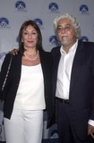 Angelica Huston Photo - Angelica Huston and Robert Graham Jr at the Paramount Pictures Celebrates 90th Anniversary with 90 stars for 90 years Los Angeles CA 07-14-02