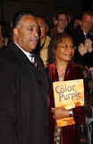 Alice Walker Photo - Al Sharpton and Alice Walkerat the Broadway Opening of The Color Purple The Broadway Theatre New York NY 12-01-05