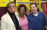 Yolanda Ross Photo - Robert Evans Yolanda Ross and Jeff Danna at the in store autograph session for the release of The Kid Stays In The Picture soundtrack Tower Records West Hollywood CA 08-06-02