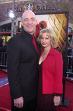 JK Simmons Photo - JK Simmons and wife Michelle at the premiere of Columbia Pictures Spiderman in Westwood 04-29-02