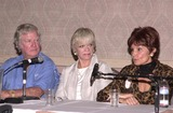 Anne Francis Photo - James Best Anne Francis and Suzanne Lloyd at a Twilight Zone reunion and convention at the Beverly Garland Holiday Inn North Hollywood CA 08-24-02