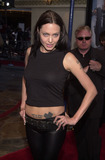 Angelina Jolie Photo -  Angelina Jolie at the premiere of Paramounts LARA CROFT TOMB RAIDER at Manns Village Theater Westwood 06-11-01