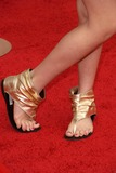 Bella Thorne Photo - Bella Thornes shoes at the Los Angeles Premiere of Hannah Montana The Movie El Capitan Theatre Hollywood CA 04-02-09