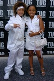 Ricardo Montalban Photo - Little C and Dee Dee Davisat the TUG  Universal Present the Ultimate All White Listening Party Ricardo Montalban Theatre Hollywood CA 05-06-05