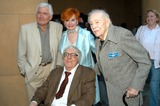 Anne Robinson Photo - Gene Barry Ann Robinson  Les Tremayne and Ray Bradbury at The War of the Worlds 50th Anniversary Screening Egyptian Theater Hollywood Calif 08-07-03