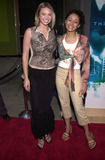 Aimee Garcia Photo - Jamie Strange and Aimee Garcia at the WB Networks 2002 Summer Party in Hollywood CA 07-13-02