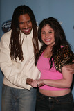 Anwar Robinson Photo - Anwar Robinson and Mikalah Gordon at the American Idol Top 12 Finalists Party Astra West West Hollywood CA 03-09-05