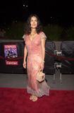 Salma Hayek Photo -  Salma Hayek at the arrivals for the Streisand concert at the Staples Center 09-20-00