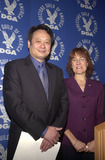 Ang Lee Photo - Ang Lee and DGA President Martha Coolidge at the nominations announcement for the 2002 Directors Guild Awards at the Directors Guild of America Hollywood 01-22-02