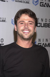 David Lascher Photo -  DAVID LASCHER at the launch party for the new Nintendo Game Cube system sponsored by MTV in Hollywood 10-03-01