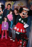 Alyson Hannigan Photo - Alyson Hannigan and Alexis Denisof with childrenat Disney On Ice Presents Lets Celebrate Staples Center Los Angeles CA 12-11-14