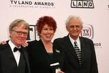 Peter Bonerz Photo - Jack Riley Marcia Wallace and Peter Bonerz at the 2005 TV Land Awards Arrivals Barker Hanger Santa Monica CA 03-13-05