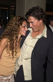 Andrew Keegan Photo -  Andrew Keegan and date Soleil at the premiere of the Lions Gate film O at Loews Cineplex Theaters Century City 08-27-01