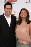 Adam Carolla Photo - Adam Carolla and wife LynetteAt the Comedy Central Roast of Pamela Anderson Sony Studios Culver City CA 08-07-05