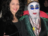Elvis Presley Photo - Count Smokula and friend at the Elvis Presley 70th Birthday Tribute Music Box Theater Hollywood CA 01-08-05