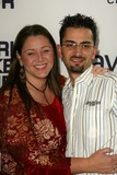 Antonio Esfandiari Photo - Camryn Manheim and Antonio Esfandiari at the World Poker Tour Invitational 2005 Arrivals Commerce Casino Los Angeles CA 02-23-05
