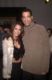 Tatianna Photo - Dorian Gregory and Tatianna at the WB Networks Winter 2002 All-Star Party Il Fornaio Restaurant Pasadena 01-16-02