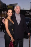 James Coburn Photo - James Coburn and Paula Murad at the Museum of Contemporary Arts opening gala for their Andy Warhol exhibit Los Angeles 05-22-02