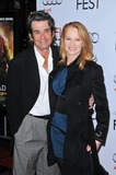 Alan Rosenberg Photo - Alan Rosenberg and Marg Helgenberger at the AFI Fest Screening of The Road Chinese Theater Hollywood CA 11-04-09