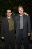 Andy Garcia Photo - Andy Garcia and George Hickenlooper at the premiere of The Man From Elysian Fields at the Egyptian Theater Hollywood CA 09-23-02