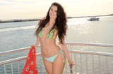 Allstar Weekend Photo - Natasha Blasickthe All-Star Weekend actress is spotted in a tiny bikini on a hot day in Marina Del Rey CA 06-19-18