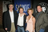 Barbara Niven Photo - Elliot Gould and Eddie Izzard with Barbara Niven and Robert Hayesat the Screen Actors Guild and SagIndie Party for the LA Film Festival Tengu Restaurant Westwood CA 06-25-06