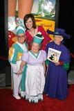 Jane Kaczmarek Photo - Clarence Swenson and  Jane Kaczmarek with Margaret Pellegrini and Meinhardt Raabeat the Wizard of Oz Ruby Red Slipper DVD Gala Screening Samuel Goldwyn Theatre Beverly Hills CA 10-19-05