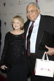 Cecilia Hart Photo - Cecilia Hart and James Earl Jones at the Love Letters performance benefitting The Elizabeth Taylor HIVAids Foundation Paramount Studios Hollywood CA 12-01-07
